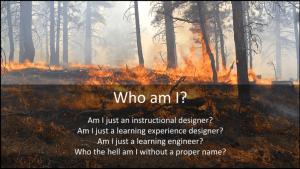 Will's burning debate